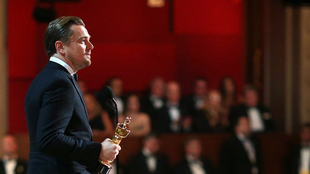The Academy Award ceremony saw a plethora of principled statements from the winners' podium – with more than #OscarsSoWhite in their sights