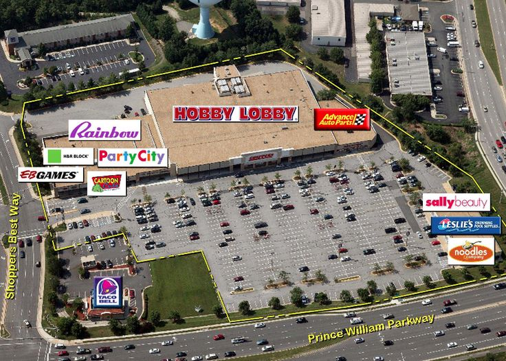 Hobby Lobby to replace Shopper's Food in Woodbridge