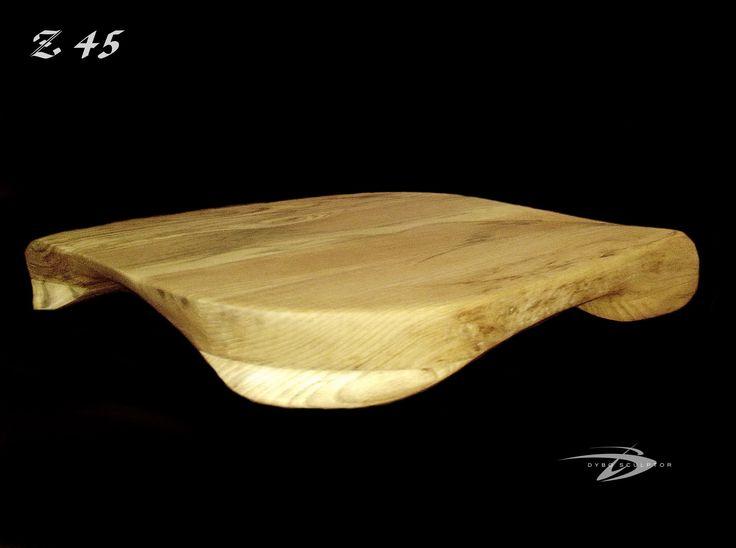 Z 45 Сutting board (доска разделочная) размер 45 х 30 х 5,5 см материал - дерево Ziricotte обработанное уникальным составом из пищевых масел и пчелиных восков