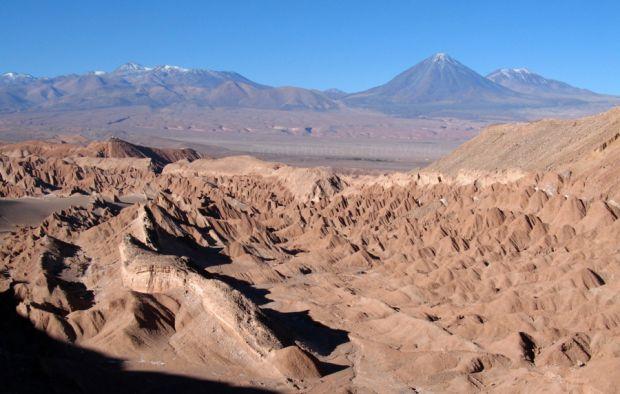 Atacama Desert, Chile.