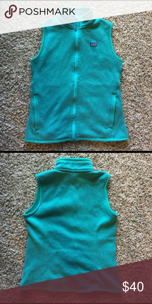 Better sweater vest Green Patagonia better sweater vest Patagonia Jackets & Coats Vests