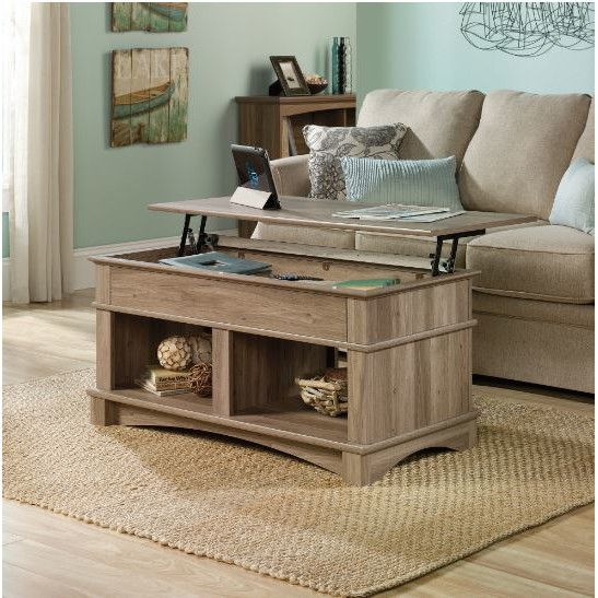 Glenhaven Coffee Table With Lift Top