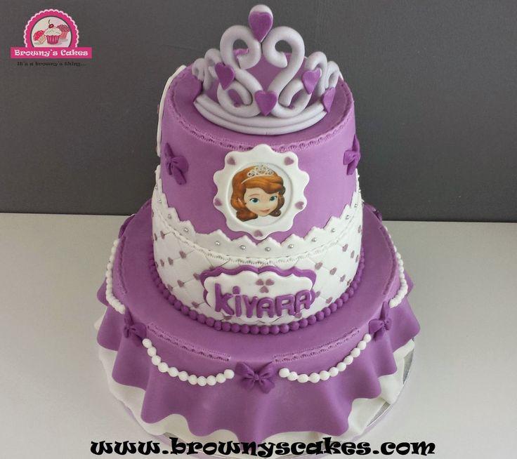 princess sofia taart - Google zoeken