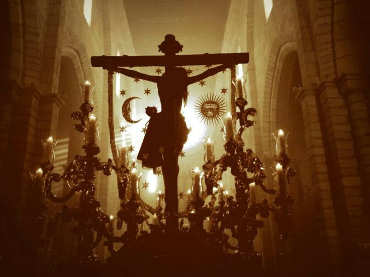 Cristo de animas cordoba hmdad de el remedio de animas cordoba