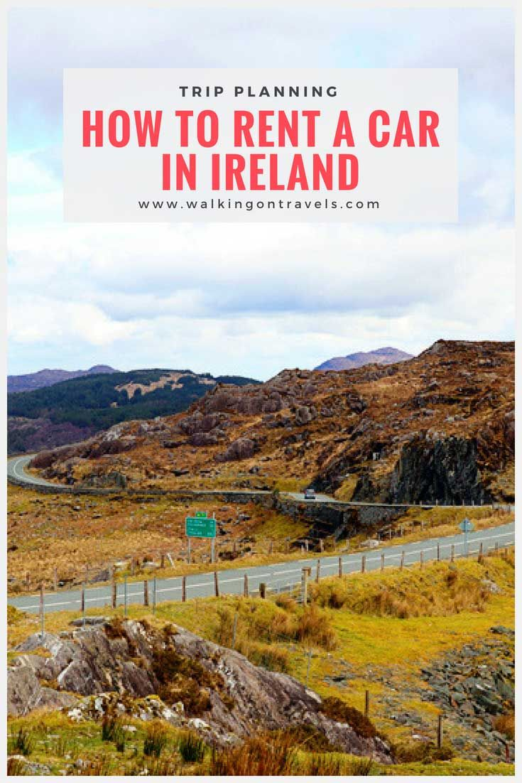 Renting A Car In Ireland Rules