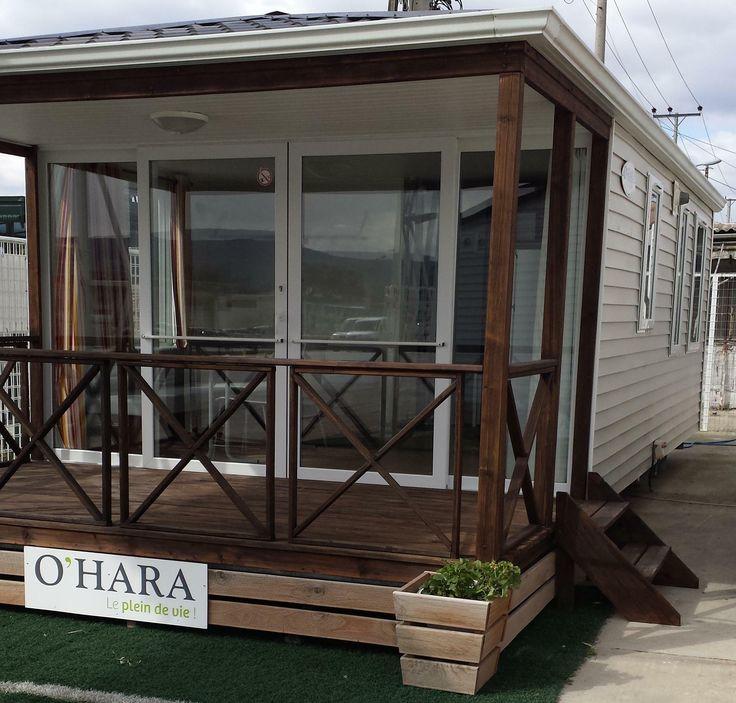 """Ζήστε την μαγεία της φύσης μέσα από τα """"μάτια"""" της O'Hara.. Μια μικρή γεύση από τα νέα σχέδια σε Ελαφρώς Μεταχειρισμένες Τροχοβίλες 31τμ με ενσωματωμένη ξύλινη βεράντα 7,62τμ...Η συνέχεια... ζωντανά στις εκθέσεις μας.. Τροχοβίλες Γαλλίας O'Hara - Χατσόγλου www.trohovilla.gr"""
