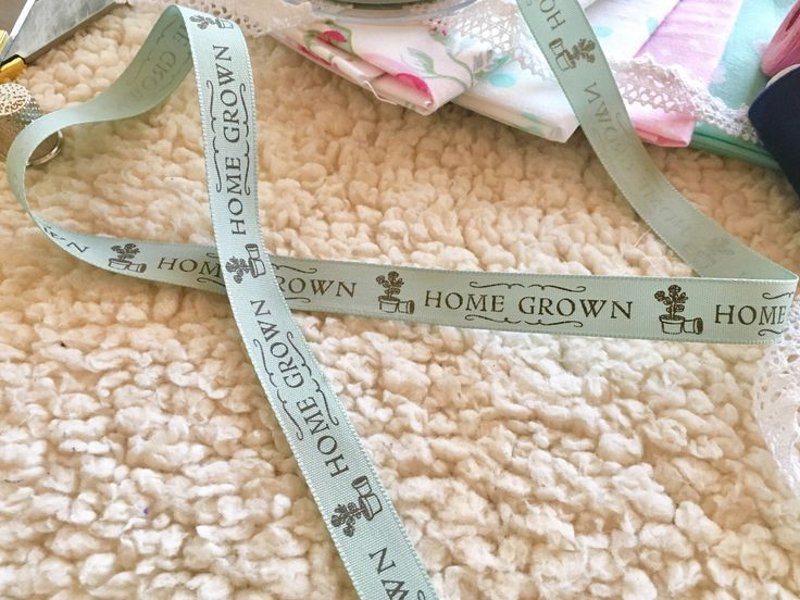 A personal favorite from my Etsy shop https://www.etsy.com/listing/494883448/1-m-home-sweet-home-pattern-ribbon