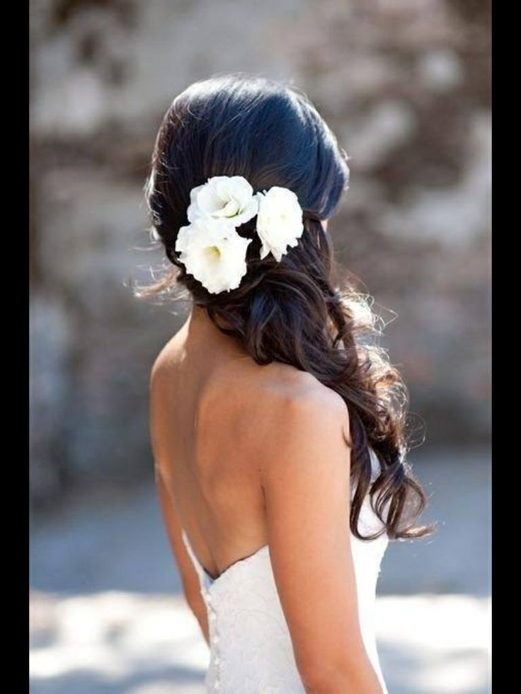 something like this without the flowers