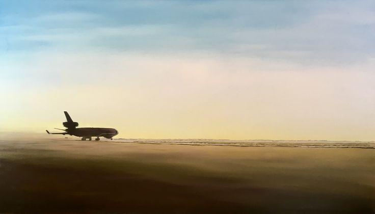 Wüstenstart - Desert Takeoff