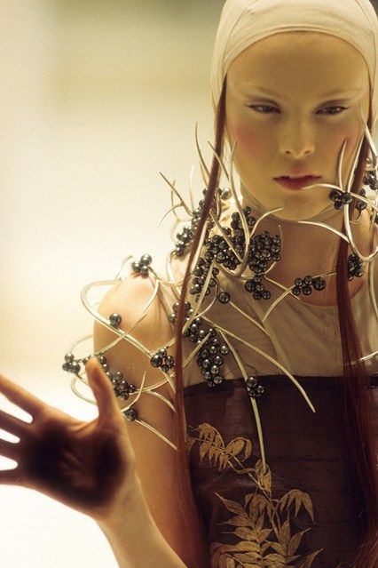 Alexander McQueen: Savage Beauty Comes To London