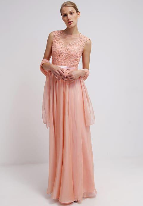 Ein beeindruckendes Kleid für eine beeindruckende Frau. Luxuar Fashion Ballkleid - apricot für 209,95 € (15.02.17) versandkostenfrei bei Zalando bestellen.