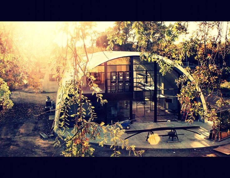 1000 images about quonset hut homes on pinterest star for Modern quonset homes