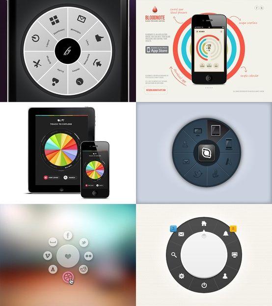 UI / UI Designs Elements