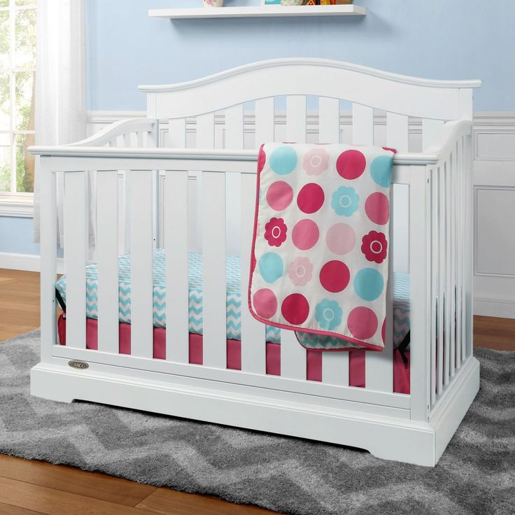 Graco Westbrook 4-in-1 Convertible Crib