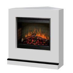 133 best White Corner Electric Fireplace images on Pinterest ...