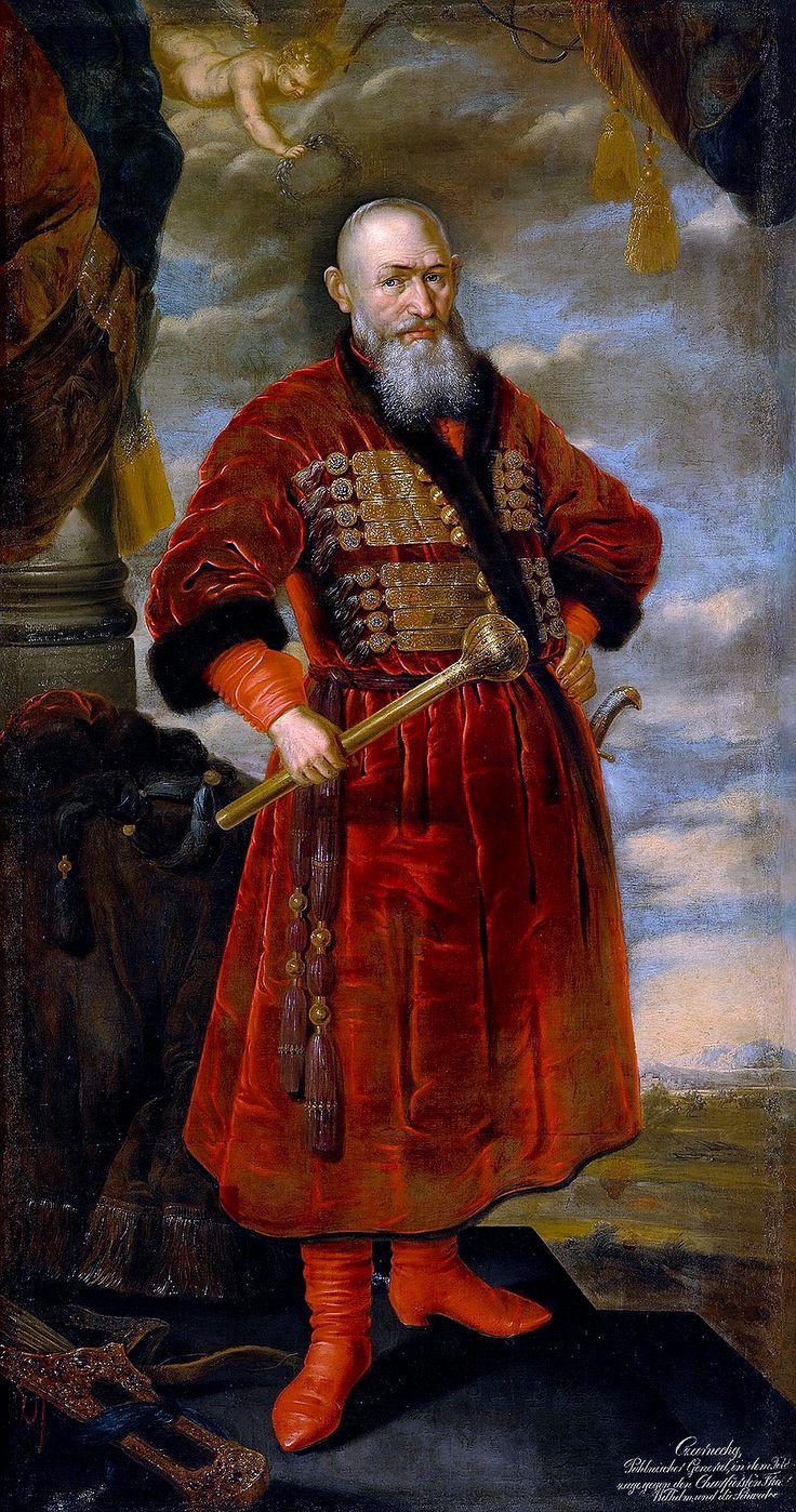 Brother Matthiesen, Portrait of Stefan Czarniecki, 1659
