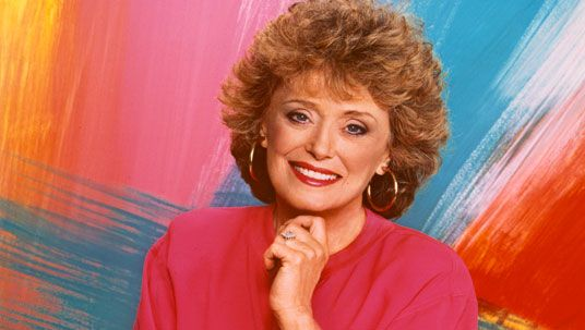 Rue Mcclanahan Style Wig 21 Best Images About Golden Girls On Pinterest The