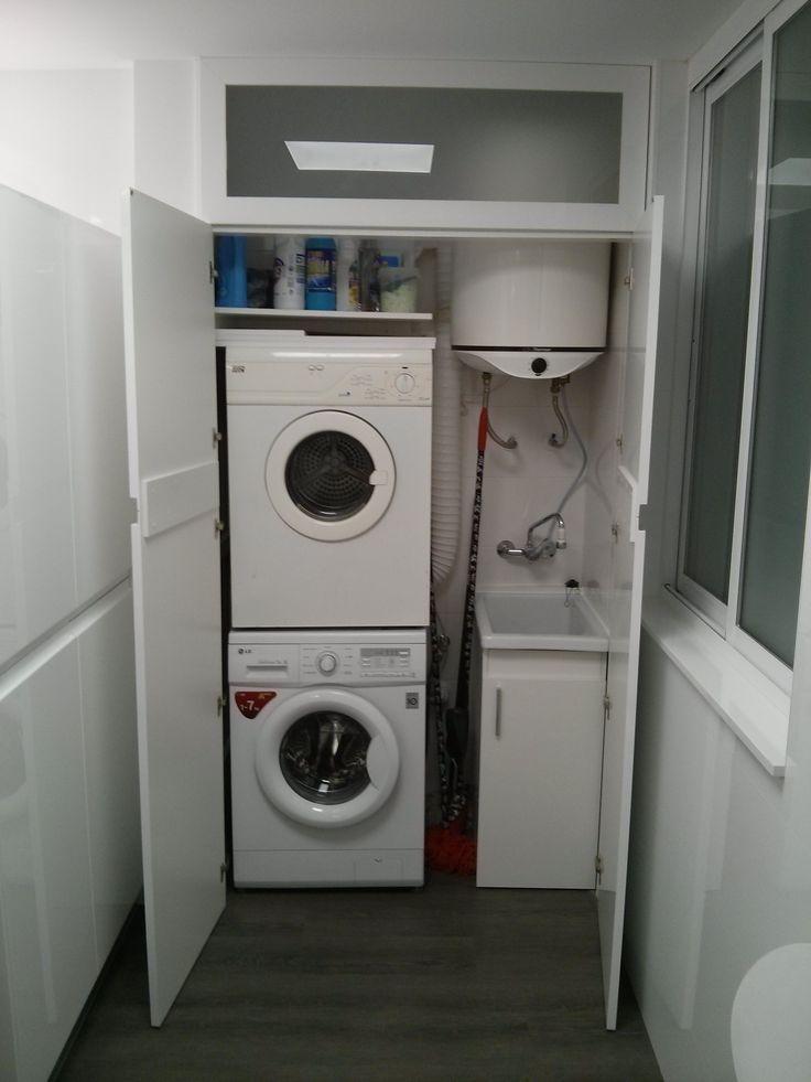 M s de 25 ideas incre bles sobre lavadero oculto en - Lavaderos de cocina ...