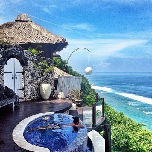 Karma Kandra Resort in Bali.  ♡ Bec's Beach Feet