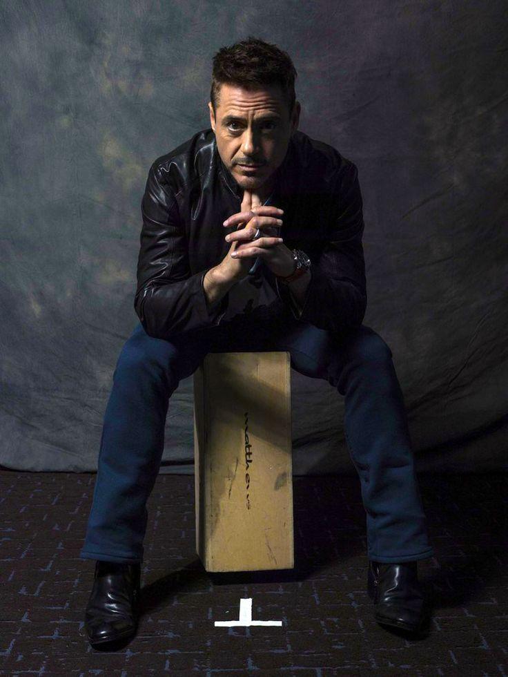 Robert Downey Jr. July 26, 2014.
