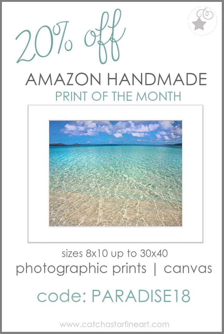 Enjoy 20 Off One Of Our Top Selling Beach Photography Prints Or