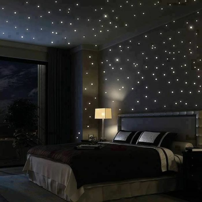 This is so dreamy & romantic... the lights would definitely need to be on a dimmer switch <3 Perfection!