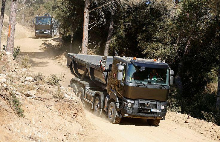 Renault Trucks K