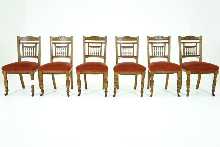 Antique Dining Chairs | Oak Dining Chairs | Vintage Dining Chairs | B779