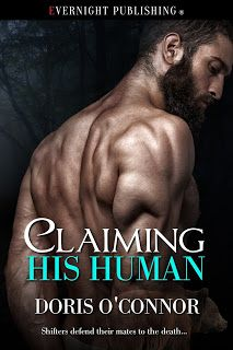 Maya's Musings: Promo for Claiming His Human by @mamaD8