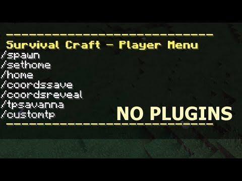 Cool Server Tricks For Minecraft 1 13! | Minecraft Servers