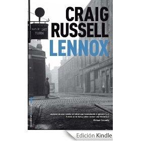 'Lennox', Craig Russell. Glasgow, años 50. Cielo gris, niebla. Calles grises, coches negros. Trajes grises, pistolas negras. Sangre roja