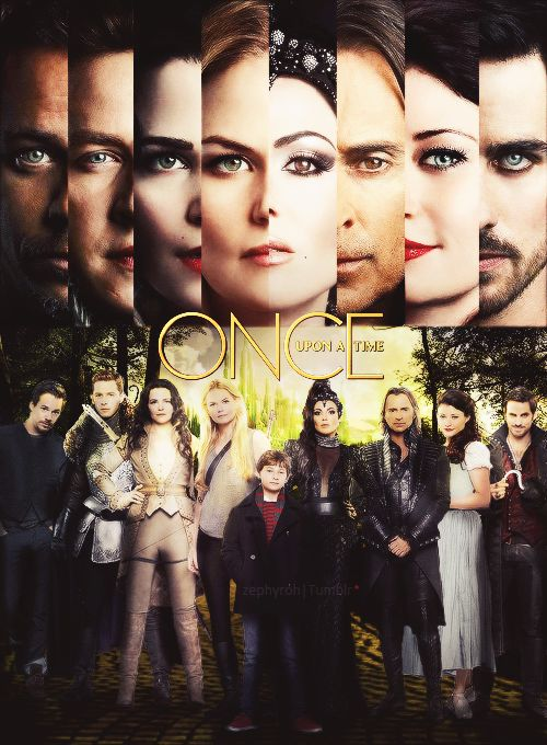 Even though Regina and Emma's faces squished together is a bit weird, I still…