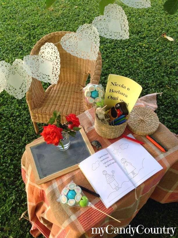 Kit antinoia per bambini al matrimonio