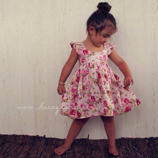 Lacey Lane Lily Dress