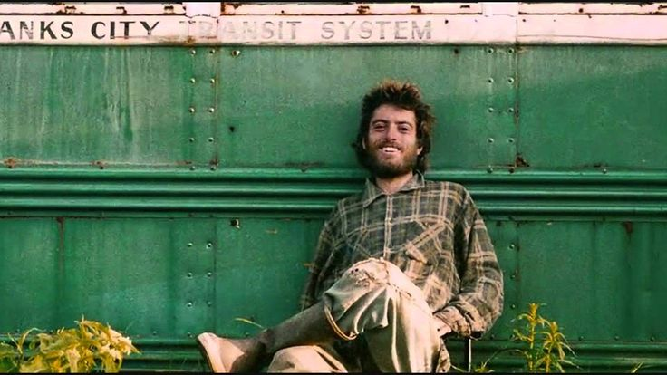 Christopher McCandless in Into the Wild #explorer #archetype #brandpersonality