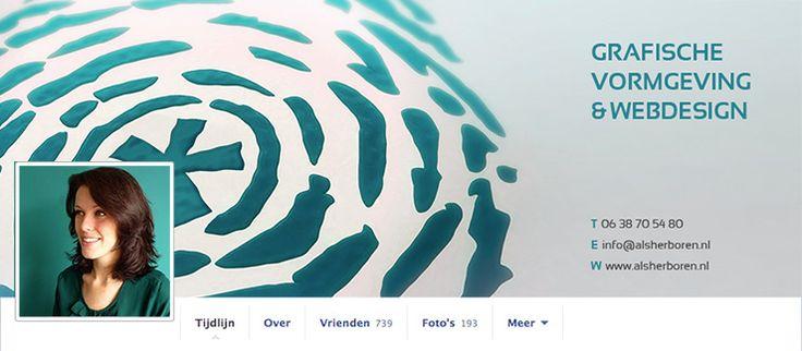 Identiteit en je facebook omslagfoto - Blog | grafische vormgeving, webdesign