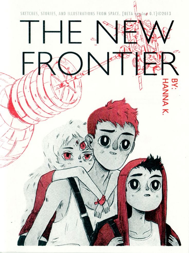 The New Frontier by Hanna K Nyström