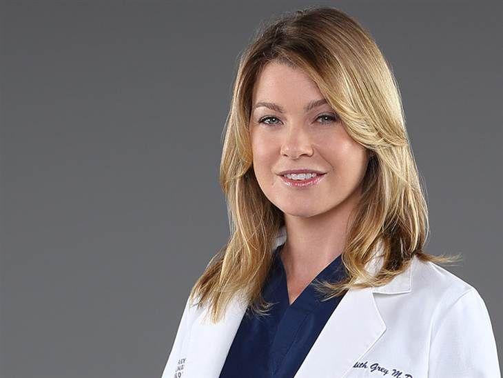 Meredith Grey :-)