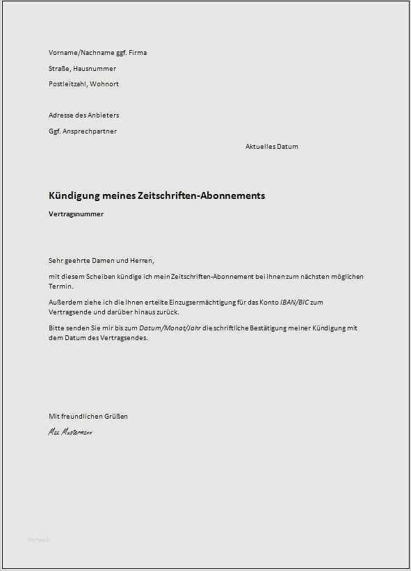 31 Hubsch Untermietvertrag Vorlage Kostenlos Word Bilder In 2020 Anschreiben Vorlage Kundigung Briefkopf Vorlage