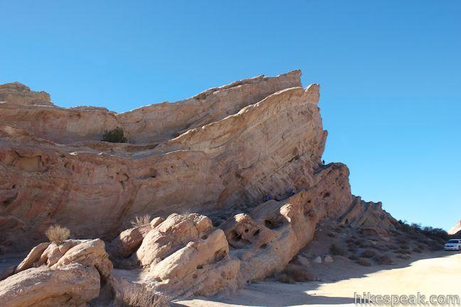 Vasquez Rocks Natural Area Park Southern California Palmdale Santa Clarita