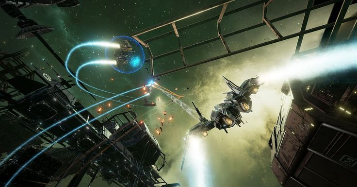 Eve Online developer shelving Valkyrie VR game closing and consolidating studios