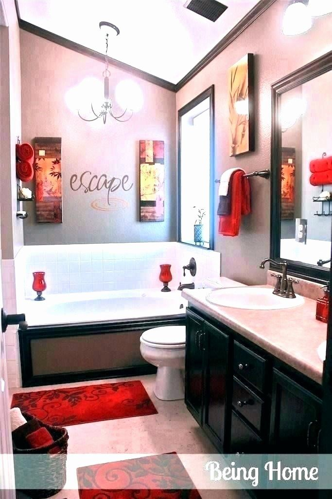 African American Bathroom Decor Inspirational Black And White Bathroom Decor Ideas Islahomedesi In 2020 Brown Bathroom Decor Gray Bathroom Decor Black Bathroom Decor