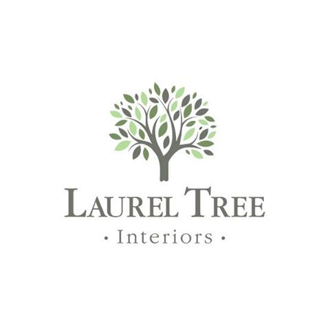 Logo Design By Loki Creative For Interior Company Laurel Tree Interiors