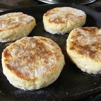 Shetland bannocks from Elizabeth's Kitchen Diary