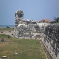 #La #Muralla de cartagena es la más completa del continente América del Sur y una de las mejores y bien conservadas murallas de las ciudades amuralladas del mundo y ha sido declarada Patrimonio de la Humanidad por la UNESCO.