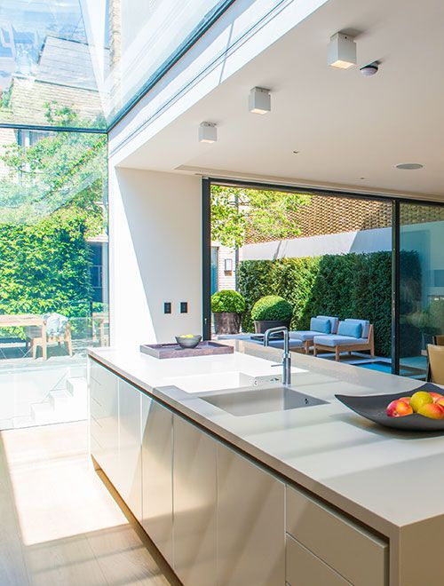 Kitchen bedford gardens london kitchens and dining for Kitchen ideas westbourne grove