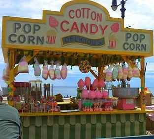 As seen on:  https://bythestand.com Cotton Candy Bath Bombs that smells like being at a fair