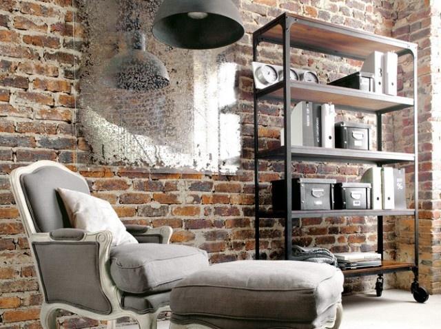 les 60 meilleures images propos de d co industrielle industrial decor sur pinterest. Black Bedroom Furniture Sets. Home Design Ideas