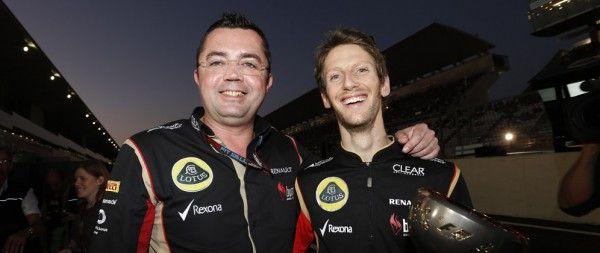 Formule 1, transferts : Grosjean pense à Ferrari et Mclaren