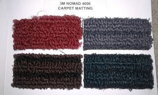 jual karpet nomad 3M 089604376367: 3M nomad carpet matting series 4000